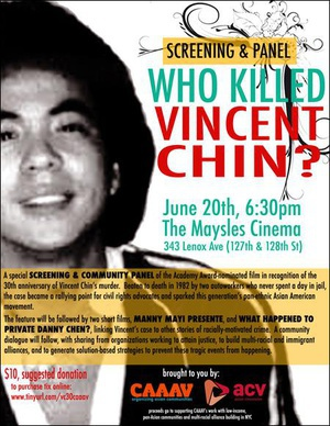 Who Killed Vincent Chin