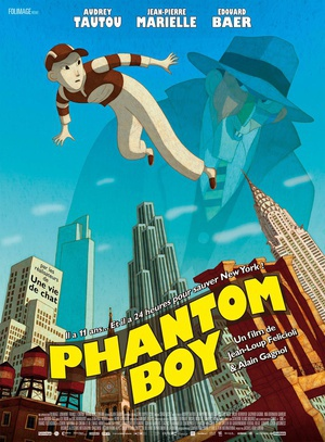 幽灵男孩 Phantom Boy 2015