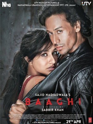 为爱叛逆 Baaghi: A Rebel For Love 2016