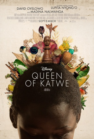 卡推女王 The Queen of Katwe