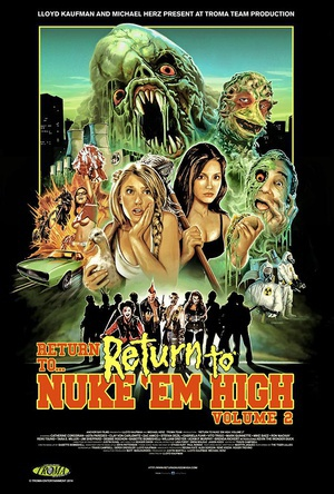 Return to Nuke 'Em High Volume 2 2015