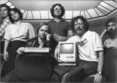 part of the original Macintosh design team