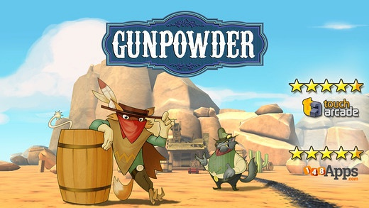 Gunpowder (iPhone / iPad)应用截图_5
