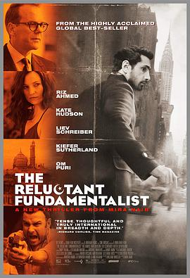 拉合尔茶馆的陌生人 The Reluctant Fundamentalist