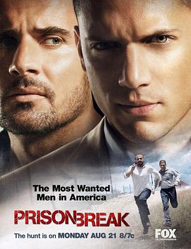 越狱  第二季 Prison Break Season 2