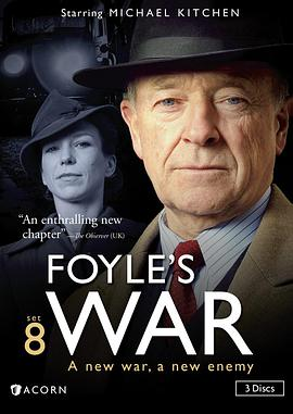 战地神探 第八季 Foyle's War Season 8