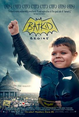 蝙蝠小子崛起:一个被全世界听到的愿望 Batkid Begins: The Wish Heard Around the World