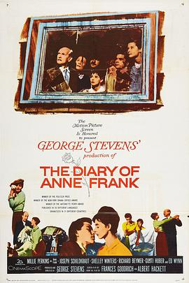 安妮少女日记 The Diary of Anne Frank