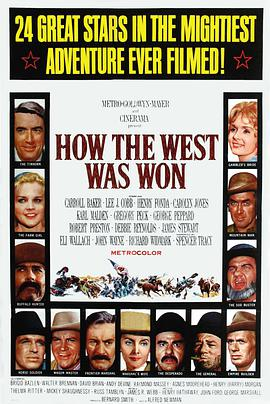 西部开拓史 How the West Was Won