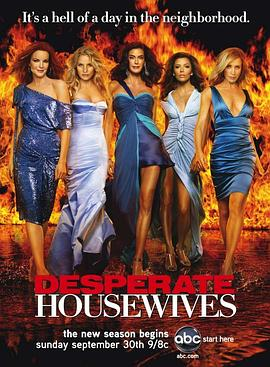 绝望主妇 第四季 Desperate Housewives Season 4