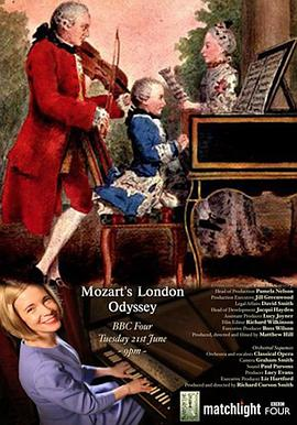Lucy Worsley: Mozart's London Odyssey