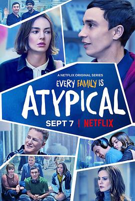 非典型少年 第二季 Atypical Season 2
