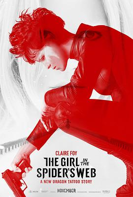 蜘蛛网中的女孩 The Girl in the Spider's Web
