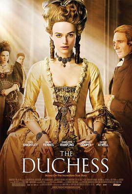 公爵夫人 The Duchess