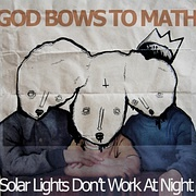 God Bows To Math