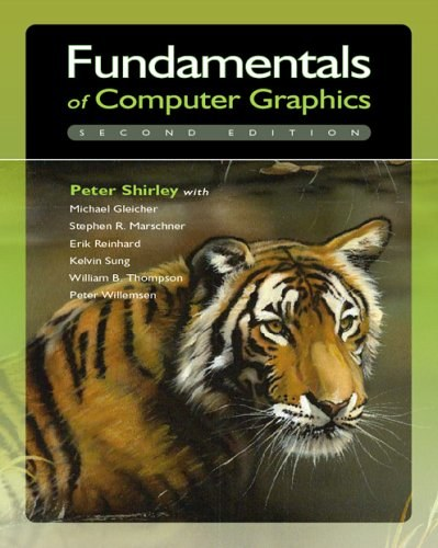 Fundamentals of Computer Graphics, Second Ed.