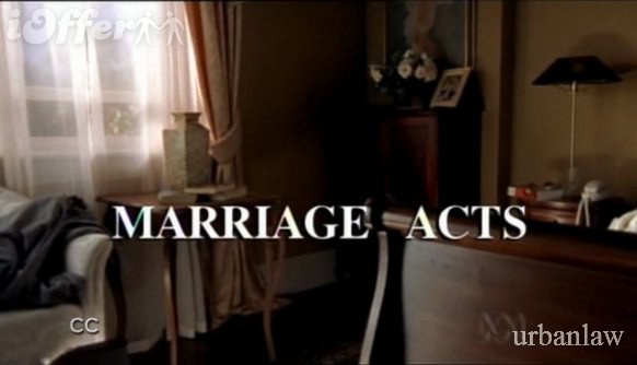 Marriage Acts