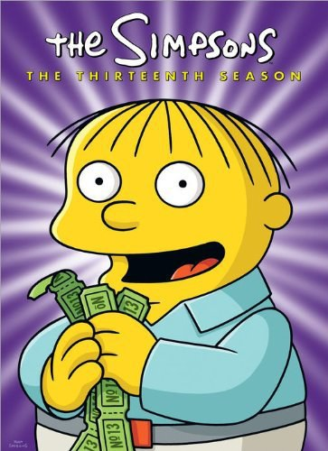 辛普森一家  第十三季 The Simpsons Season 13