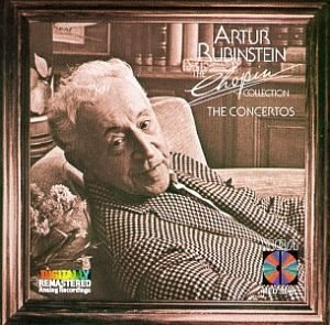 Artur Rubinstein - The Chopin Collection, The Concertos
