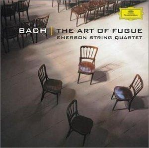 J. S.Bach... - J. S. Bach: The Art Of Fugue, Emerson String Quartet