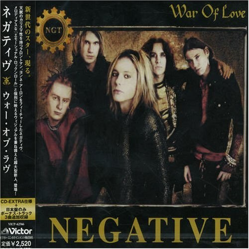 Negative - War of Love