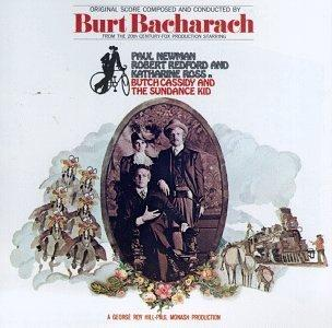 Burt Bacharach - Butch Cassidy And The Sundance Kid (1969 Film)
