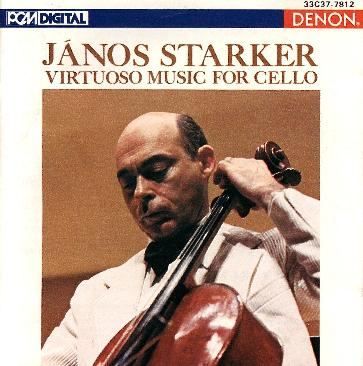 Virtuoso Music For Cello