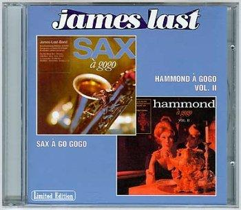 James Last - Sax A Go Gogo / Hammond A Gogo Vol. II (2 on 1) (2004)