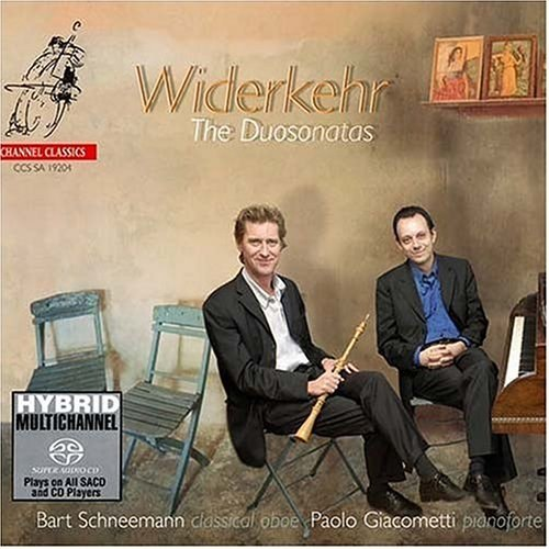 Widerkehr: The Duosonatas [Hybrid SACD]