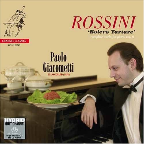 Rossini - Complete Piano works vol.6