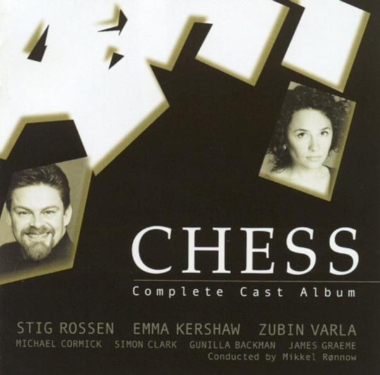 Chess (2001 Danish Tour Cast)