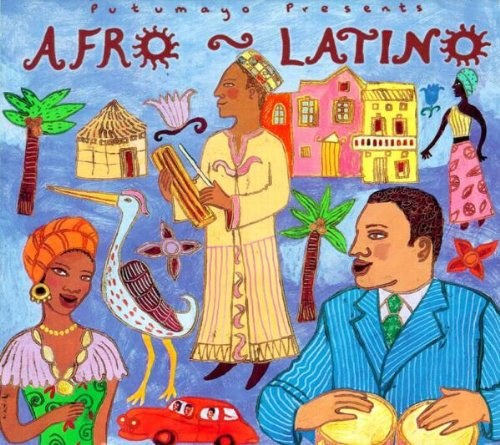 Various Artists - Afro-Latino