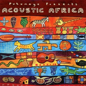 Putumayo Presents - Acoustic Africa