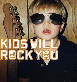 Various Artists - Kids will rock you