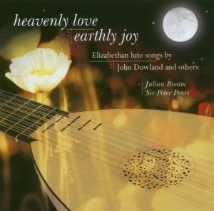 JULIAN BREAM... - Heavenly Love, Earthly Joy