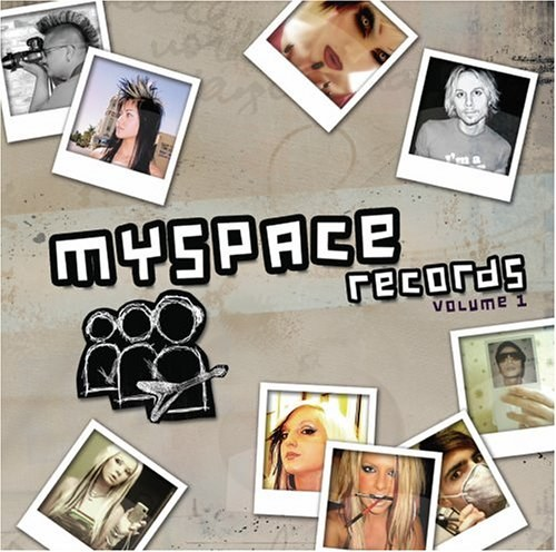 MySpace Records Volume 1