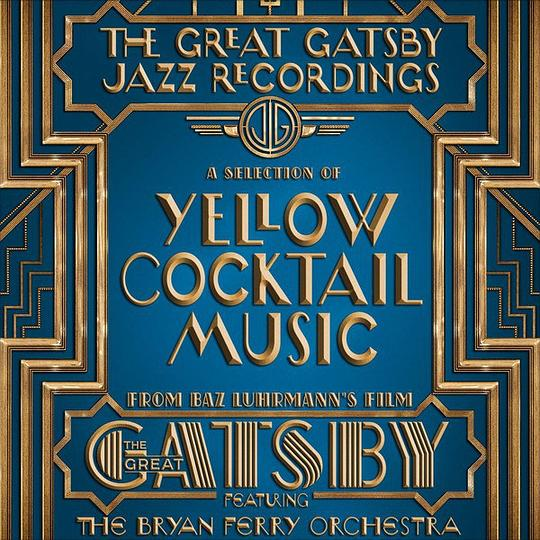 Various Artists - The Great Gatsby - The Jazz Recordings