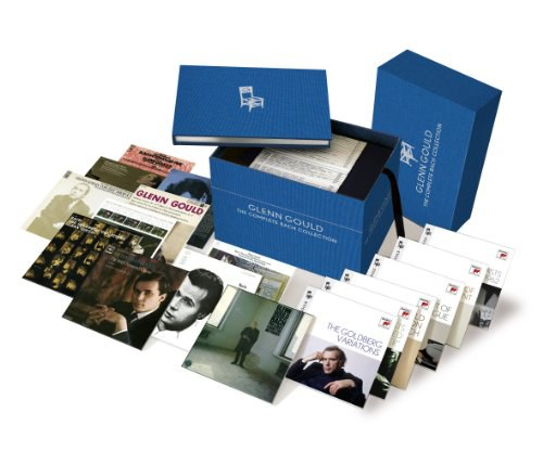 Glenn Gould: The Complete Bach Collection (38 CD + 6DVDs)