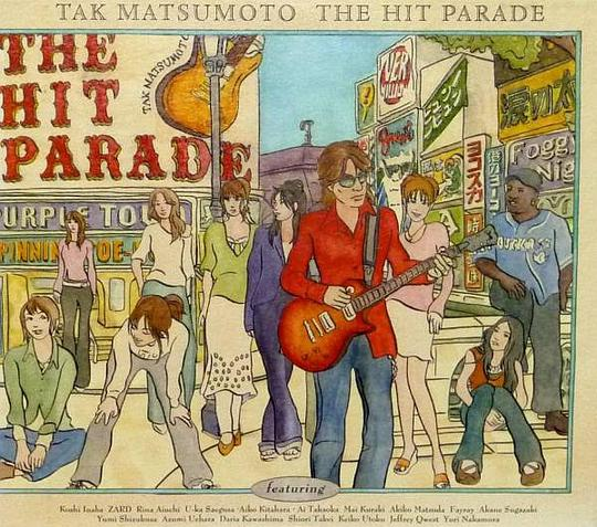 TAK MATSUMOTO - THE HIT PARADE