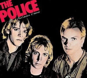 The Police - Outlandos D'Amour