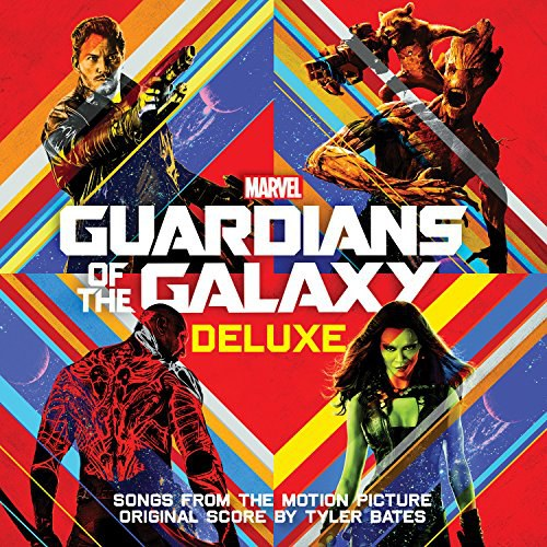 Tyler Bates - Guardians of the Galaxy (Deluxe)