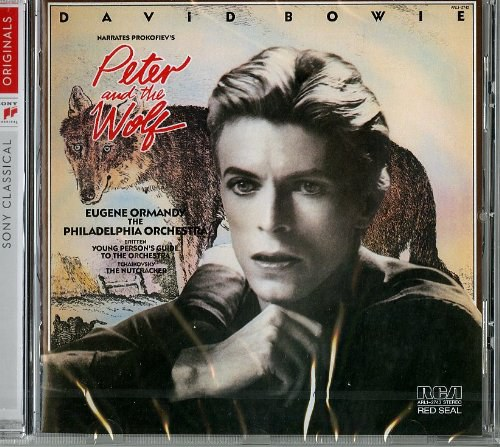 David Bowie... - David Bowie Narrates Prokofiev's Peter & The Wolf