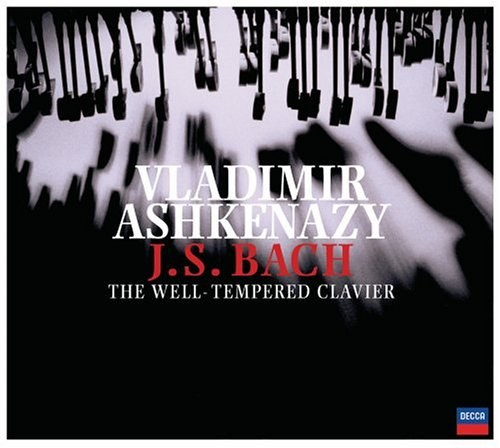 Vladimir Ashkenazy - J. S. Bach: The Well-Tempered Clavier
