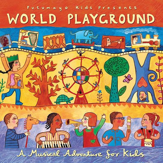Various Artists - World Playground
