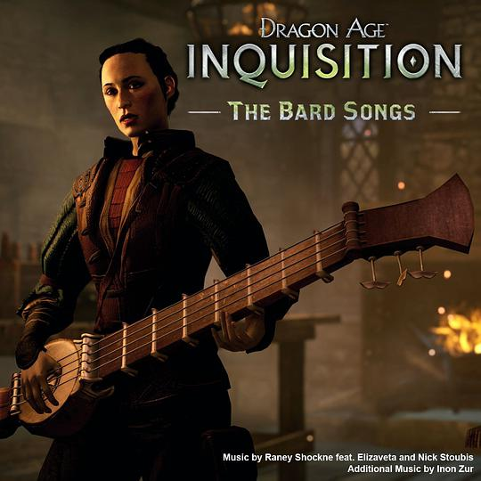 Dragon Age: Inquisition - The Bard Songs