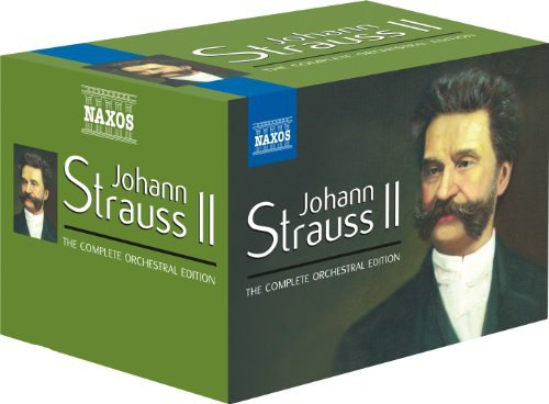 various - Johann Strauss II:  The Complete Orchestral Edition