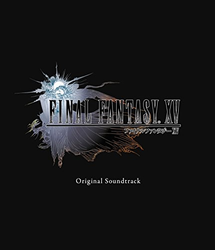 FINAL FANTASY XV Original Soundtrack【映像付サントラ/Blu-ray Disc初回生産限定特装盤】