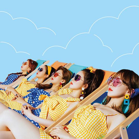 红色天鹅绒 Red Velvet - Summer Magic