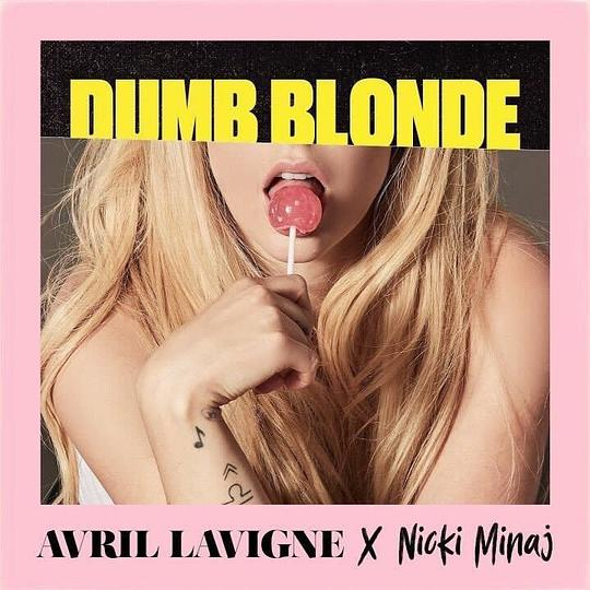 Avril Lavigne... - Dumb Blonde