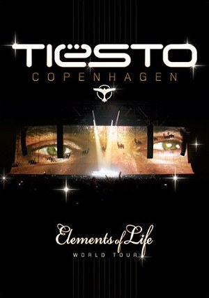 Tiesto - Elements Of Life World Tour Copenhagen